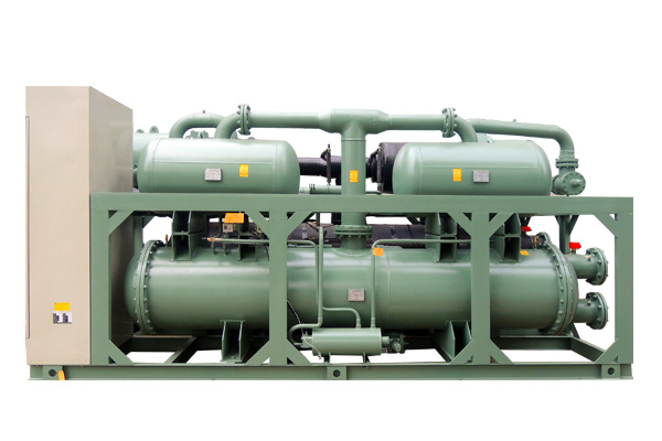 Spray Type Screw Water Cooled Chiller