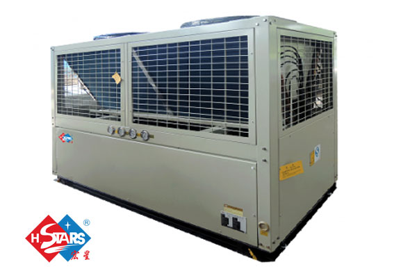 high temperature hot water heat pump